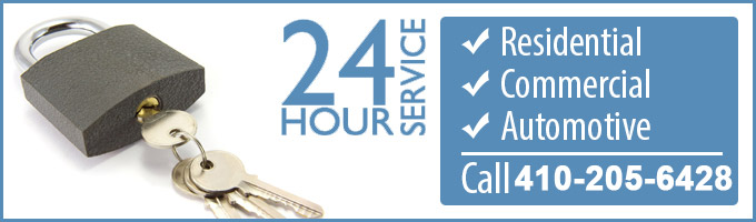 Locksmith Services maryland
